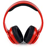 Intempo Bluetooth Headphone Red