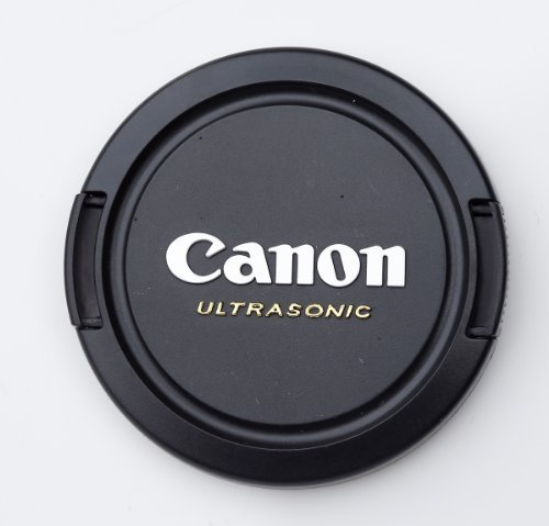 CANON 77mm Lens Cap, Snap-On, Camera Lens Cover for CANON 77mm. (Canon Cover compare prices)