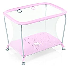 BREVI Parque Royal Hello Kitty rosa - BebeHogar.com