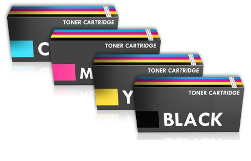 COMBO PACK - Compatible HP 124A Laser Toner Cartridges for HP Colour Laserjet 1600 Black Friday & Cyber Monday 2014
