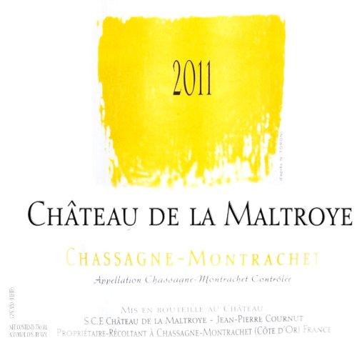 2011 Château De La Maltroye Blanc, Chassagne-Montrachet 750 Ml