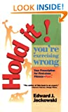 Hold It! You're Exercising Wrong (2 Fitness Favorites from Exercise Guru)