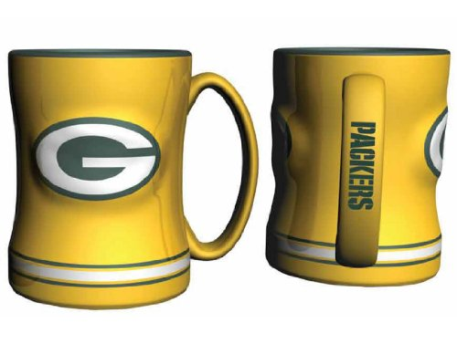 Green Bay Packers Official Nfl Coffee Mug By Boelter Brands 242313