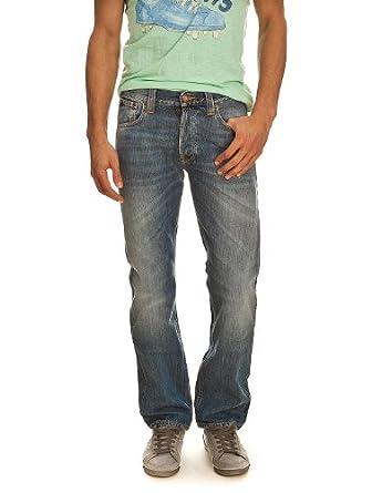 Nudie Average Joe Organic Dry Jeans (38)