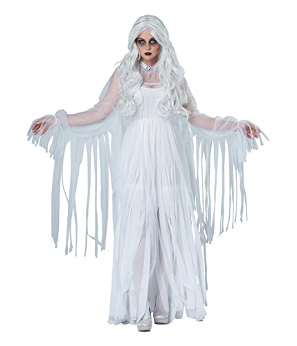 California Costumes Ghostly Spirit Womens Costume