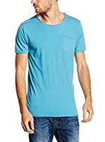 ONLY & SONS Camiseta Manga Corta (Azul)