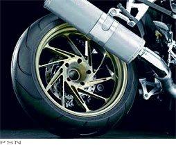 BMW Forged Rear Wheel K1200S,K1300S, K1200R, & Sport