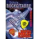 Schule der Rockgitarre Band 1(+CD) inkl. Plektrum und herausnehmbarer Griffbrett-Übersicht - Das 100.000fach bewährte Standardwerk für Selbststudium und Unterricht (Schule der Rockgitarre) von Andreas Scheinhütte (Taschenbuch - 1998)