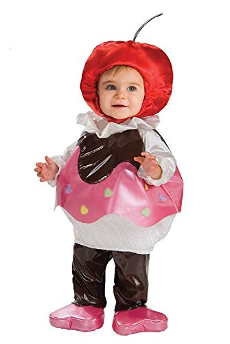 Sweetheart Cupcake Costume - Food Costumes (6-12 months) (Cupcake Halloween Costume For Toddler)