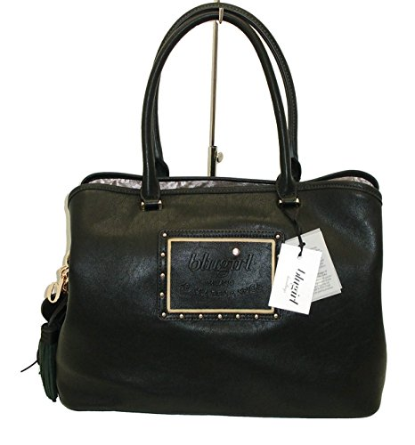 Borsa shopping due manici BLUGIRL by blumarine BG 829105 women bag NERO