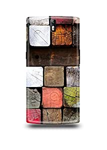 Colored Bricks Oneplus One Case