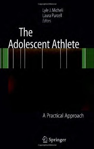 The Adolescent Athlete: A Practical Approach front-837308