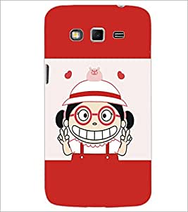 PrintDhaba Cartoon D-5461 Back Case Cover for SAMSUNG GALAXY GRAND 2 (Multi-Coloured)