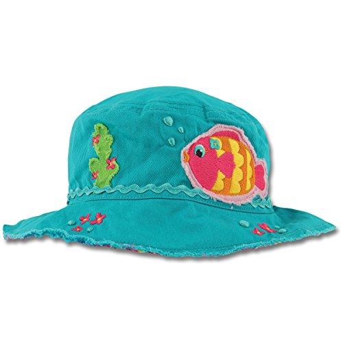 Stephen Joseph Fish Bucket Hat