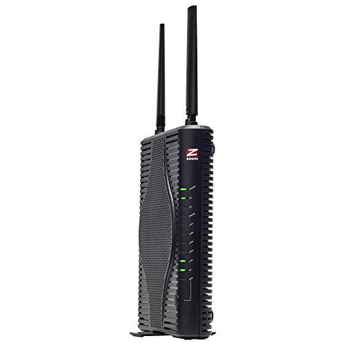 Zoom 5360-00-00 N600 CABLE MODEM/ROUTER/SWITCH COMCAST TIME WARNER MORE APPROVED image