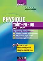Physique tout-en-un MP-MP* - Le cours de référence