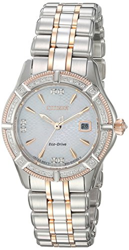 Citizen-Womens-The-Signature-Collection-Quartz-Stainless-Steel-Dress-Watch-ColorTwo-Tone-Model-EW2276-80D