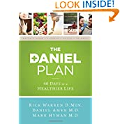 Rick Warren (Author), Dr. Daniel Amen (Author), Dr. Mark Hyman (Author)  221% Sales Rank in Books: 240 (was 772 yesterday)  (611)  Buy new:  $24.99  $14.95  173 used & new from $2.66