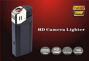 second trade 2013最新 ライター型 防犯/スパイビデオカメラ 720P LEDランプ/ライト付 人気 モデル 日本語説明書付
