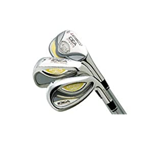 Adams Golf Idea A3OS 13 PC Intergrated Set (Ladies LH, Color Ocean, Grafolly, Ladies Flex)
