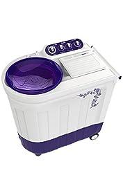 Whirlpool Ace 8.0 Turbodry Semi-automatic Top-loading Washing Machine (8 Kg, Peppy Purple)