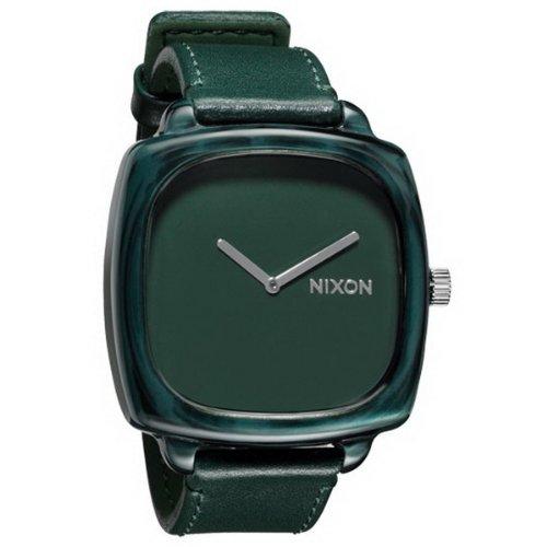 Nixon A167-1641 Ladies Shutter Hunter Marble Watch