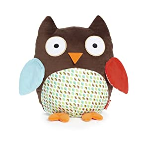 Skip Hop Nursery Plush Toy, Treetop Friends Owl