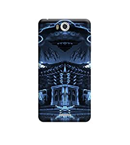 EPICCASE Premium Printed Mobile Back Case Cover With Full protection For InFocus M530 (Designer Case)