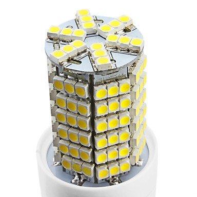 How Nice Led Corn Bulb 5W E14 144X3528Smd 400-450Lm 6000-6500K Cool White Light (110-240V)