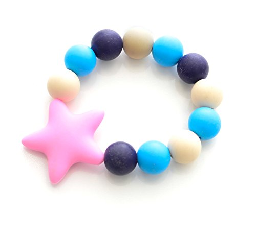 Baby Gamo kids star bracelet Teether - 1