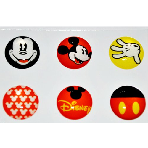 black friday mickey mouse home button sticker for iphone 4g 4s ipad2 ipod deals toy stickers. Black Bedroom Furniture Sets. Home Design Ideas