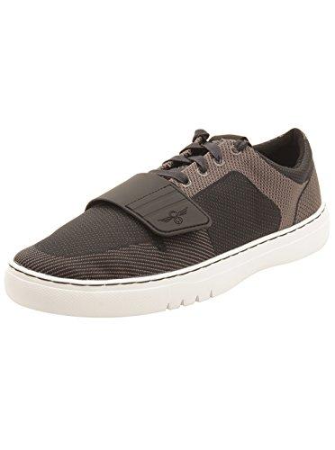 Creative Recreation Men's Cesario Lo Woven Fashion Sneaker, Black Pewter, 9.5 M US