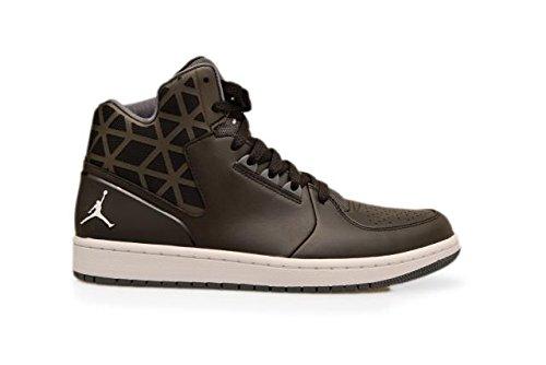 Nike Air Jordan 1 Flight 3 PREMIUM Uomo scarpe sportive alte, Nero / Bianco, US 9.5 | UK 8.5 | EU 43