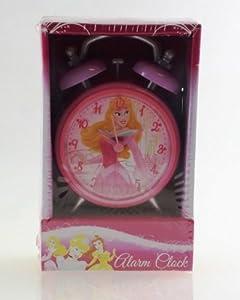 Tischuhr Princess mit Weckfunktion Wecker Uhr Standuhr Clock Alarm