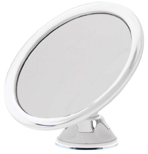 Danielle Enterprises Super Suction 5X Magnification Clear Locking Mirror front-128119