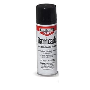 Birchwood Casey Barricade Rust Protection Aerosol (6-Ounce)