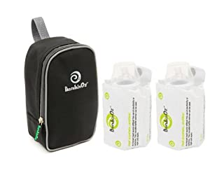 BambinOz Instant Heat Travel Bottle Warmer Bonus Pack