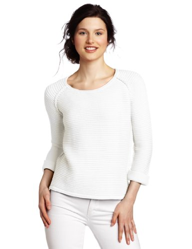 525 America Women's Crop Pullover Sweater