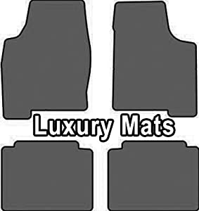 2008-2010 BMW 528xi Wagon Luxury 4 Pc Car Mat Set Luxury Cruiser Mat Color: Sand