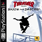 Thrasher Presents: Skate and Destroy