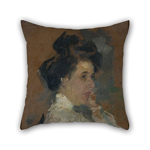 DGOOD Pillowcover Of Oil Painting Olga BoznaÅ