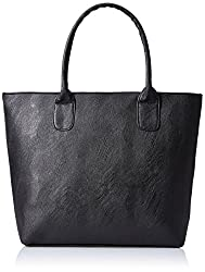 Alessia74 Women's Handbag (Black) (PBG481A)