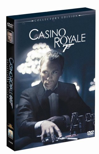James Bond 007 - Casino Royale (im Digipack & Slipcase) [Deluxe Collector's Edition] [3 DVDs]