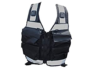 Tactical 4 Pocket Utility Vest FREE DELIVERY from Blue Light Direct