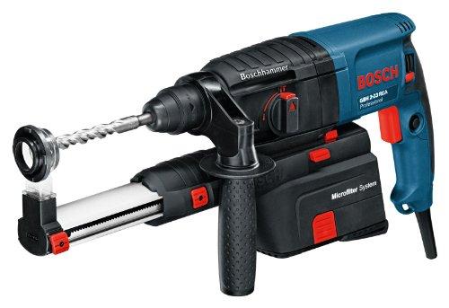 Bosch-Professional-Bohrhammer-GBH-2-23-REA-mit-Absaugung-integriert-abnehmbar-Zusatzhandgriff-Koffer-0611250500