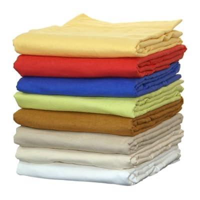 True Bodywork Cotton Blend Sheet 3 Piece Set