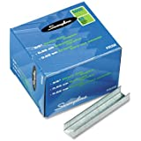 Swingline S.F. 13 Heavy Duty 0.375 Inch Leg Staples, 60 Sheet Capacity, 5,000 Staples per Box, Silver (S7035358E)