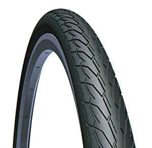 Rubena V66 Flash Bicycle Tire with Anti-Puncture System and Reflective Sidewall (26x1.5-Inch) at Sears.com