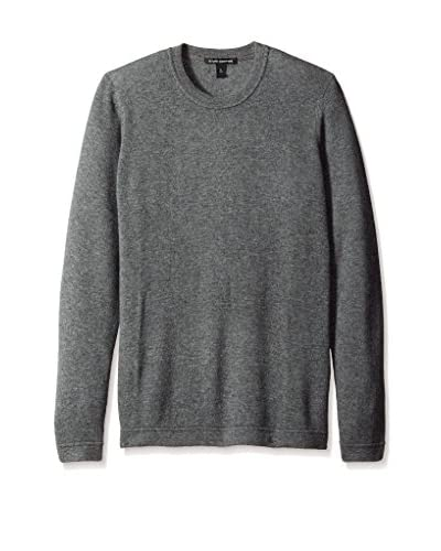 Autumn Cashmere Men's Basic Crew Neck Sweater