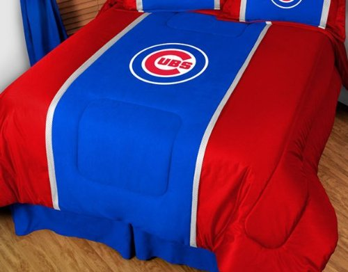 Chicago Cubs Cover Bed Comforter